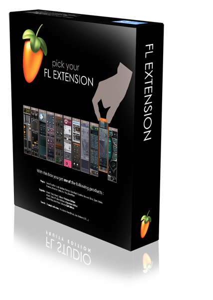 FL Studio Extension Box
