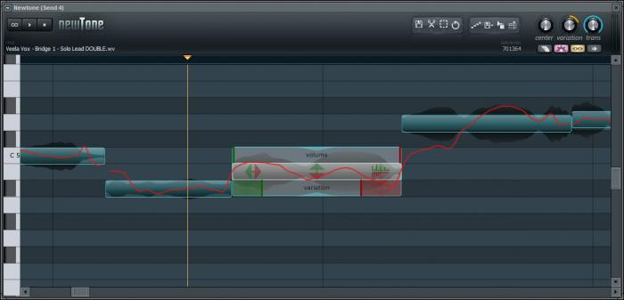 how to use newtone in fl studio 20