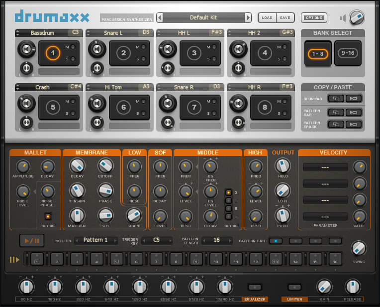 Drumaxx Screenshot